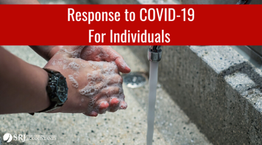 Measures Announced to Respond to COVID – 19 for Individuals